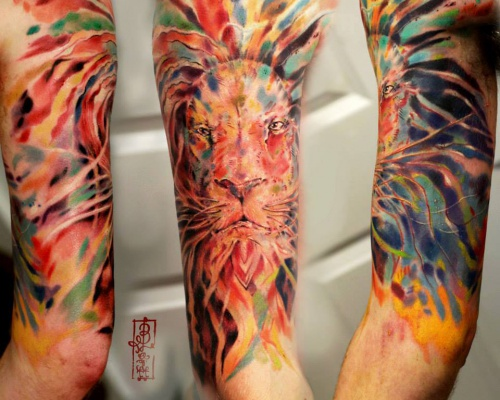 The Colors of Bartt – Tattoo Artist