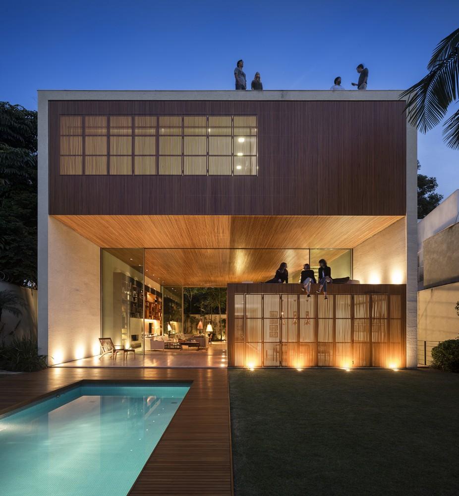 Tetris house sao paulo brazil by studiomk27 the vandallist for Studio 11 architecture