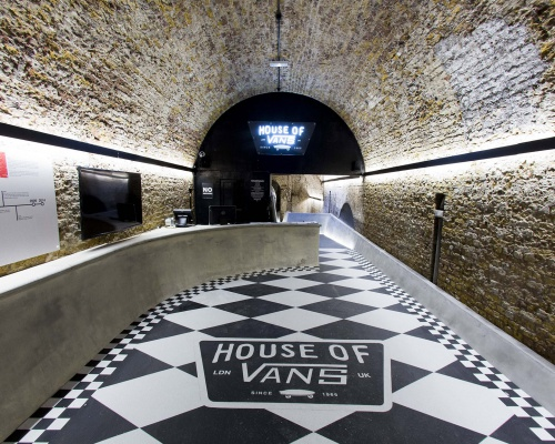 House of Vans |London, by Tim Greatrex