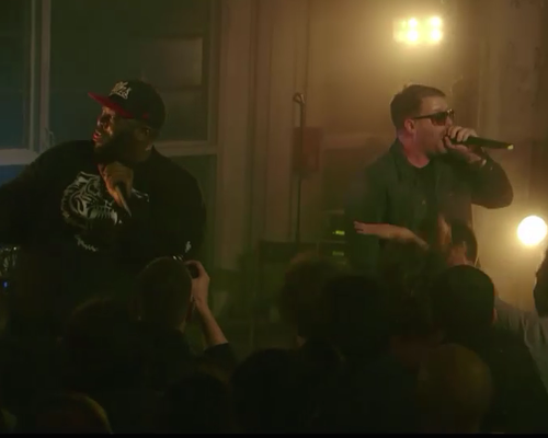 Run The Jewels Live Set For La Blogothèque In Paris