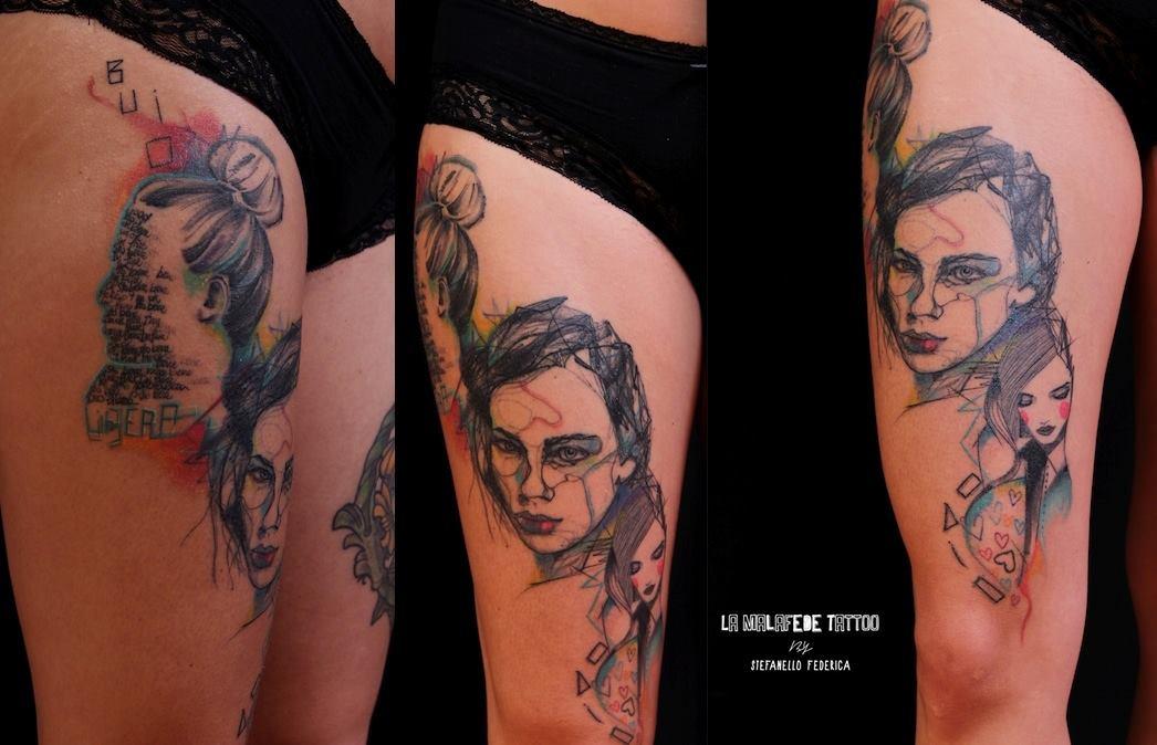 Federica Stefanello, tattoo artist (11)