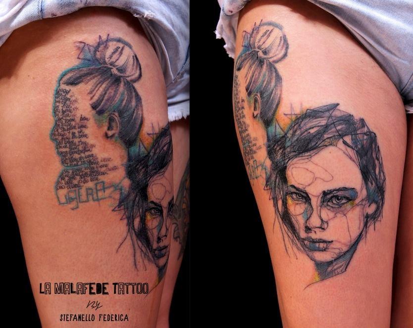 Federica Stefanello, tattoo artist (14)
