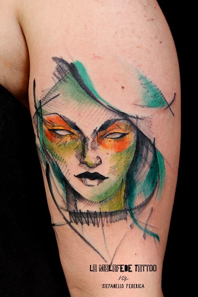 Federica Stefanello, tattoo artist (15)