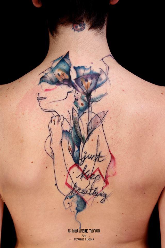 Federica Stefanello, tattoo artist (17)