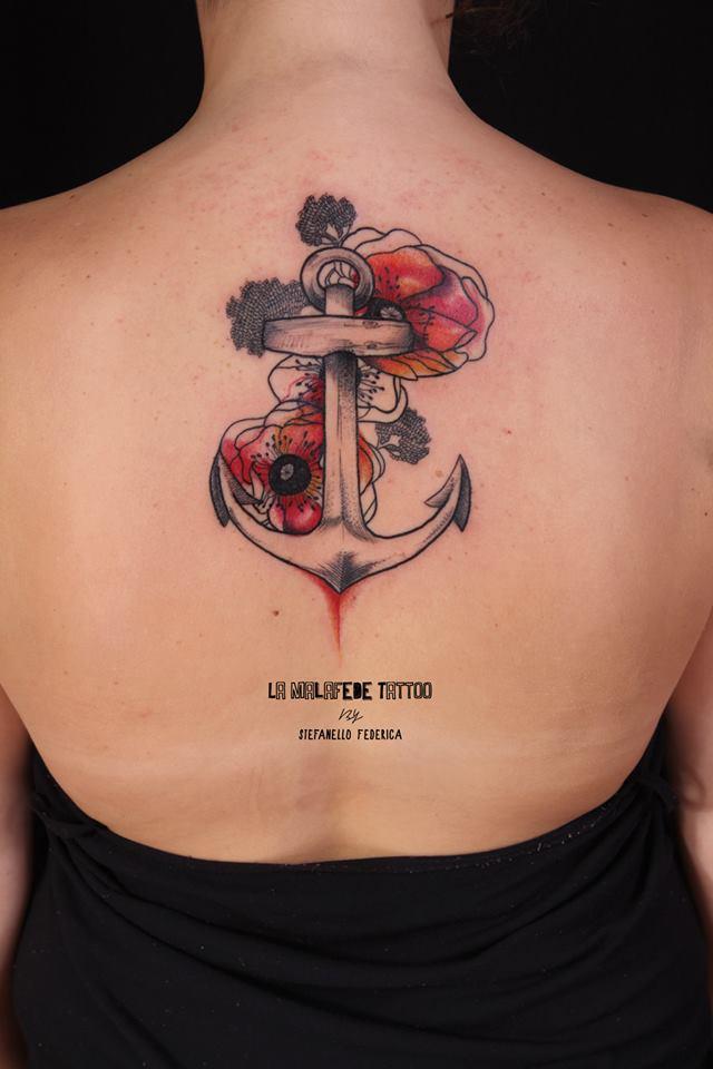 Federica Stefanello, tattoo artist (25)
