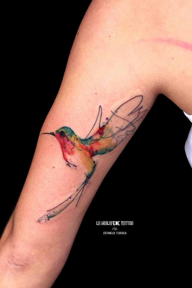 Federica Stefanello, tattoo artist (31)