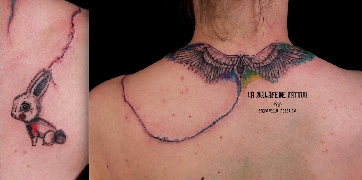 Federica Stefanello, tattoo artist (39)