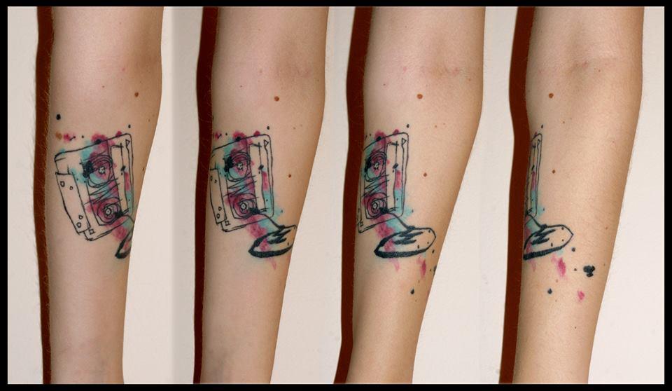 Lina, tattoo artist - Vlist (1)