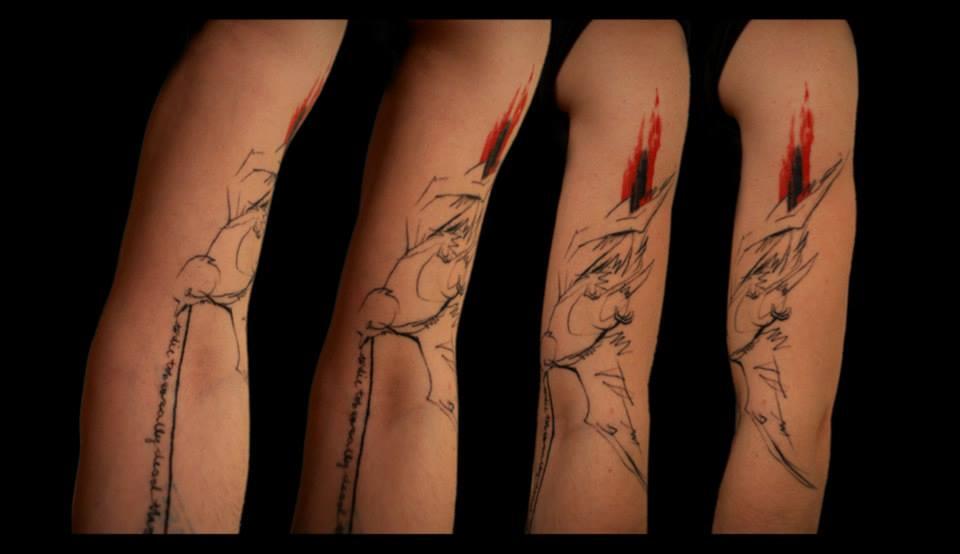 Lina, tattoo artist - Vlist (12)