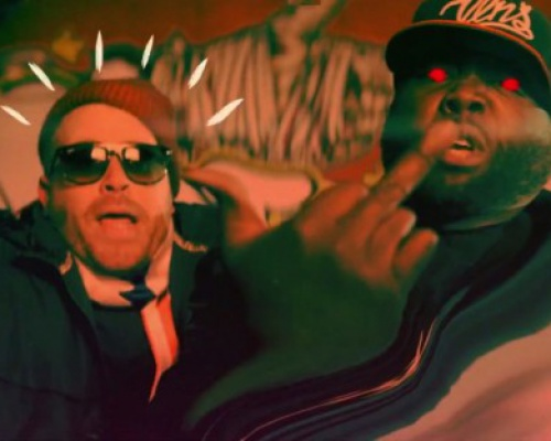 "Run the Jewels – ""Lie, Cheat, Steal"" 