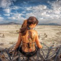 Surreal photographs from Burning Man 2014 - Vlist (1)