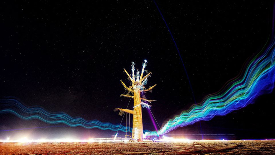 Surreal photographs from Burning Man 2014 - Vlist (3)