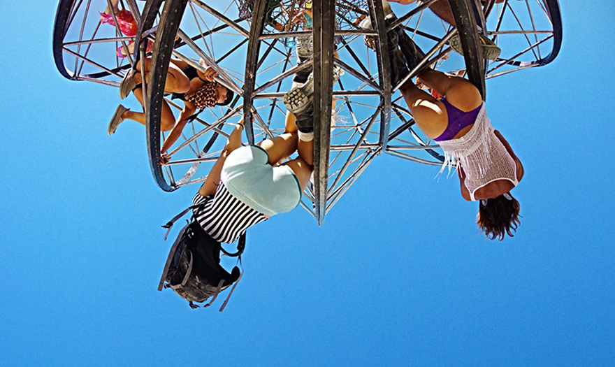 Surreal photographs from Burning Man 2014 - Vlist (4)