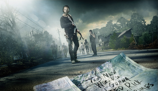 Surviving Together The Walking Dead Season 5 (1)