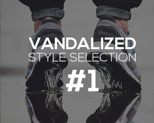 Vandalized Style Selection #1