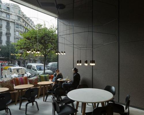 Tapas and raw food at Barton, Barcelona