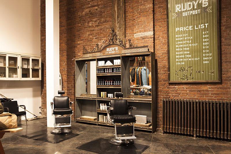 Barber Williamsburg : They Cut Heads  Rudy?s Barbershop, Williamsburg The VandalList