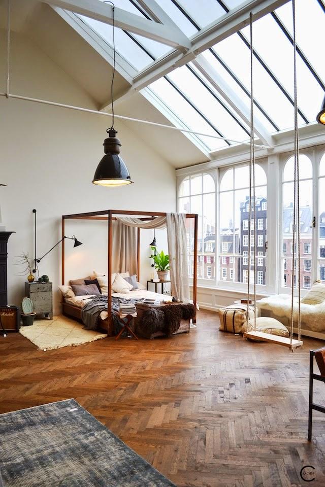 the loft amsterdam boho modern