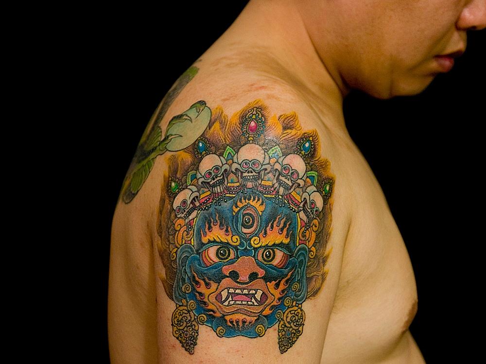 Cheo Park, tattoo artist - Vlist (3)