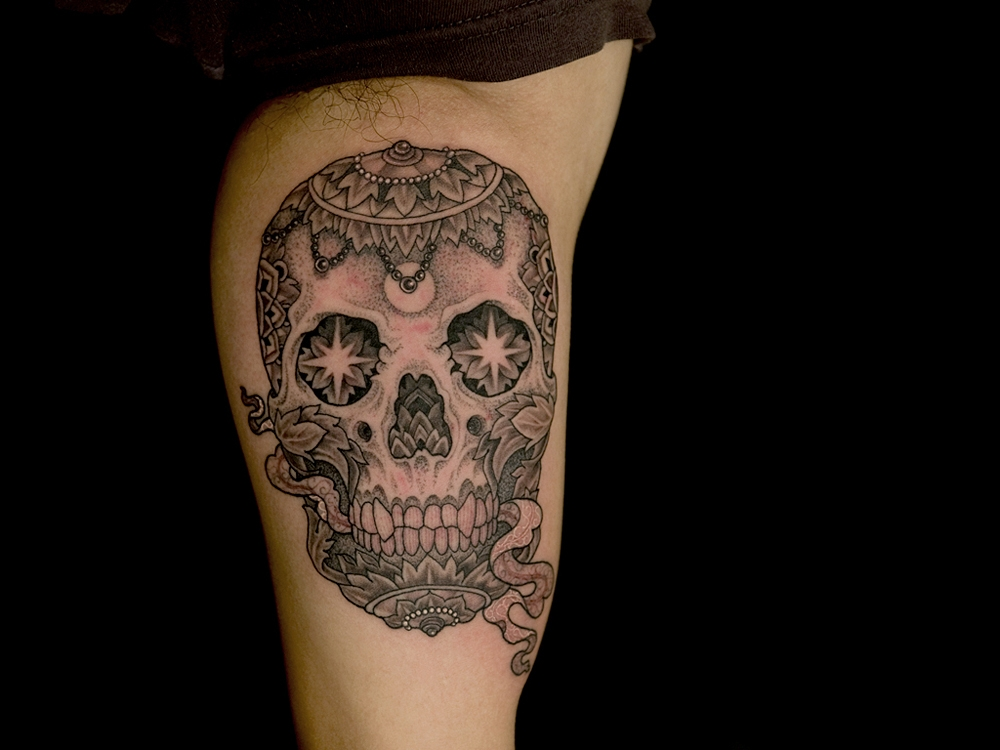 Cheo Park, tattoo artist - Vlist (5)