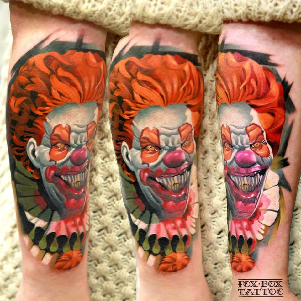 Denis Torikashvili, tattoo artist - Vlist (1)