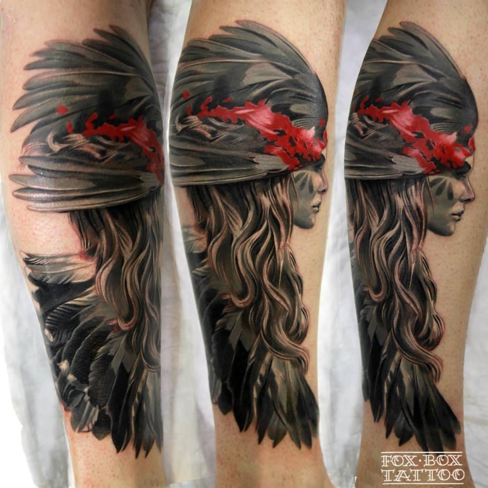 Denis Torikashvili, tattoo artist - Vlist (10)