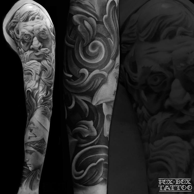 Denis Torikashvili, tattoo artist - Vlist (12)