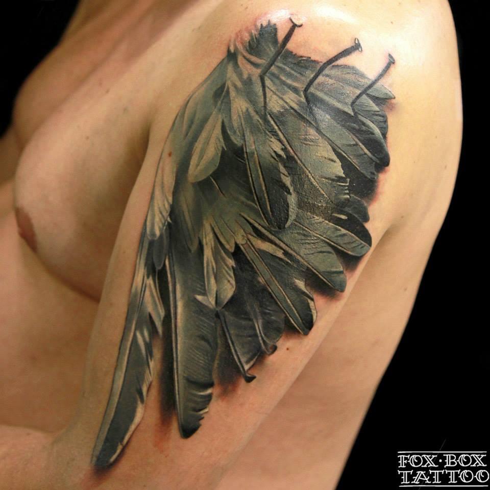 Denis Torikashvili, tattoo artist - Vlist (13)