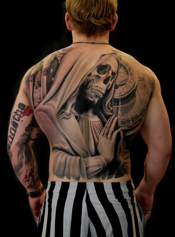 Denis Torikashvili, tattoo artist - Vlist (3)