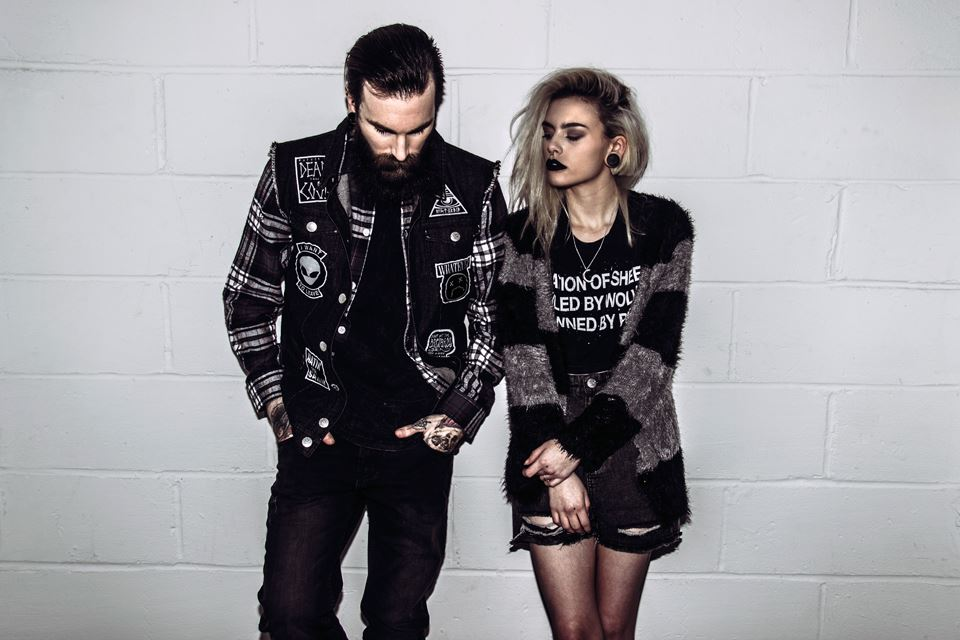 Disturbia Clothing New Look Book SS 2015 (10)