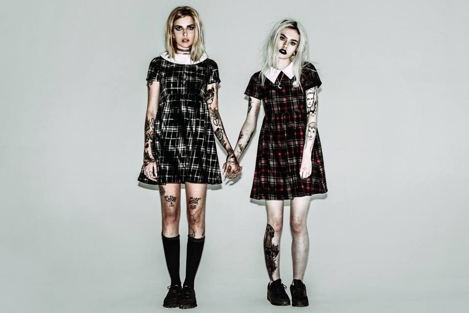 Disturbia Clothing New Look Book SS 2015 (13)