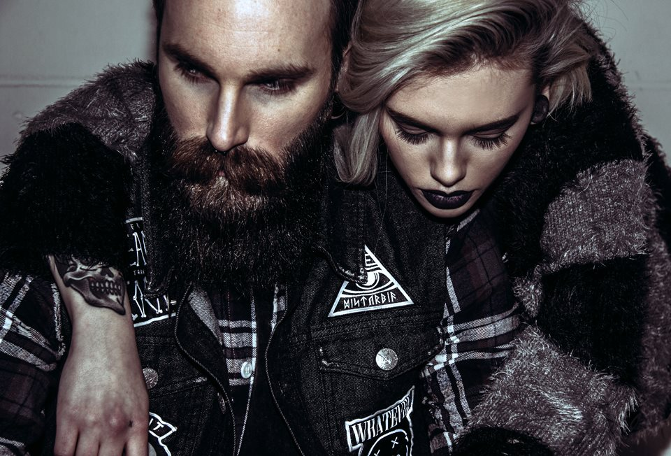 Disturbia Clothing New Look Book SS 2015 (14)
