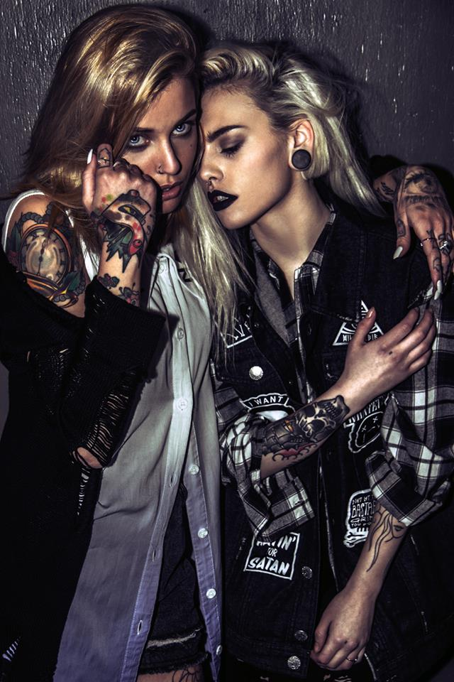 Disturbia Clothing New Look Book SS 2015 (20)