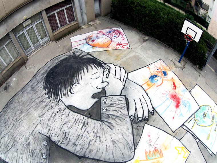 Ella-Pitr-street-art-par-terre-1