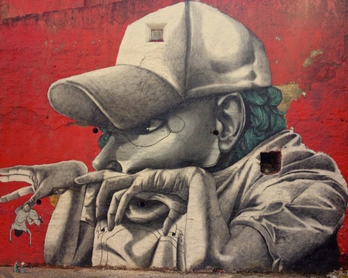 New Murals from Ethos in Sao Paulo, Brazil