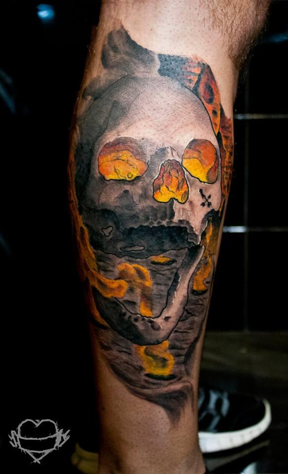 Mike Kyrtatas, tattoo artist (29)