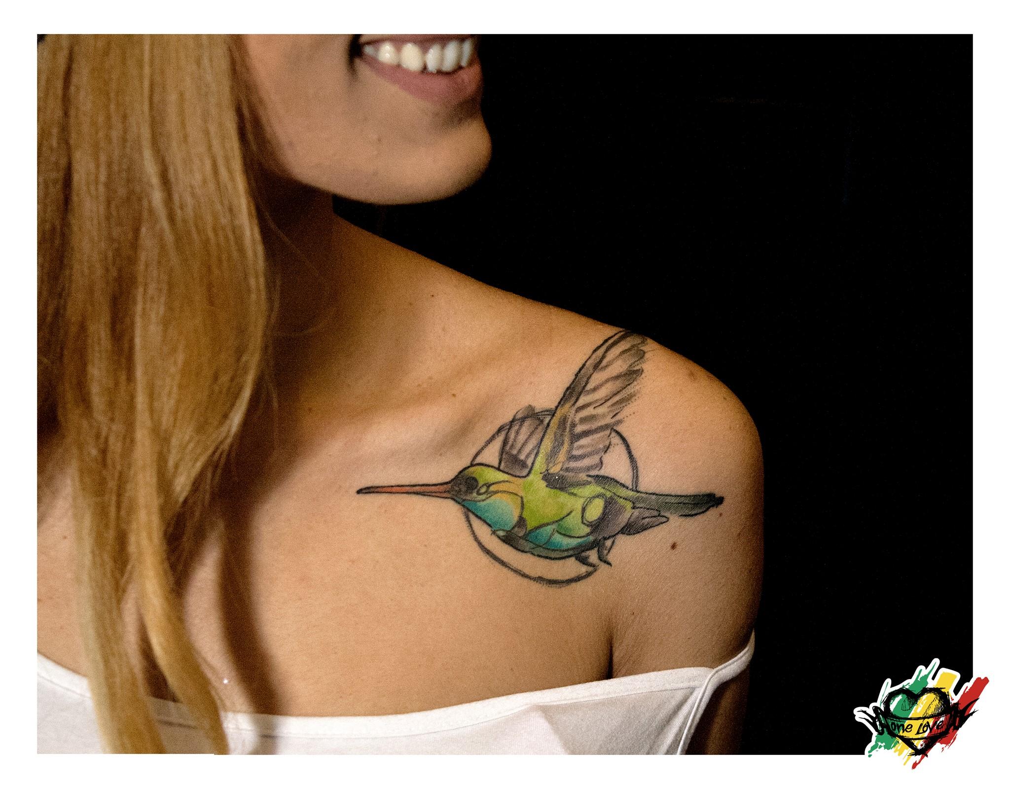 Mike Kyrtatas, tattoo artist (30)