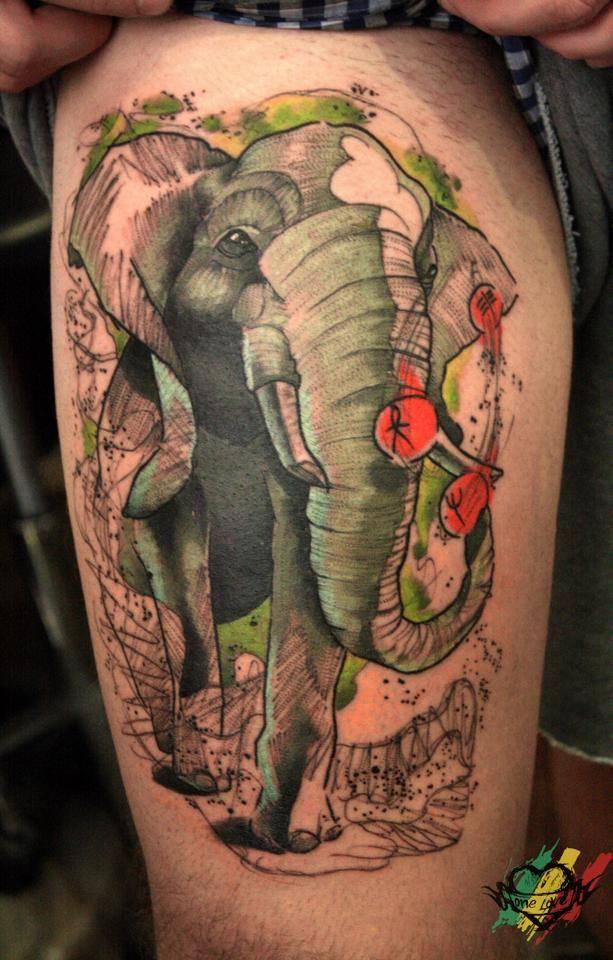 Mike Kyrtatas, tattoo artist (31)