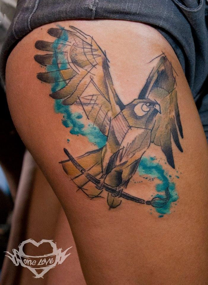 Mike Kyrtatas, tattoo artist (35)