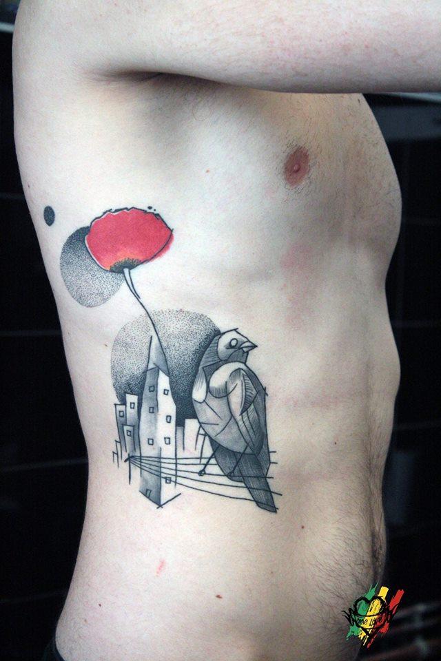 Mike Kyrtatas, tattoo artist (44)