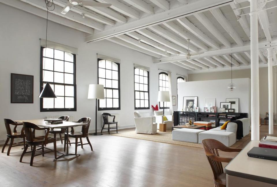 Light Filled Loft In The Heart Of Barcelona The VandalList