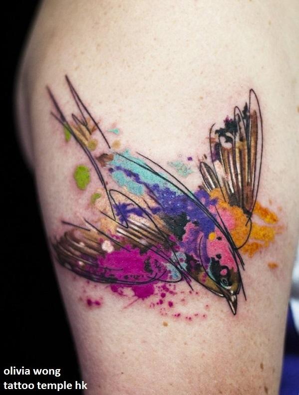 Olivia Wong Tattoo Artist