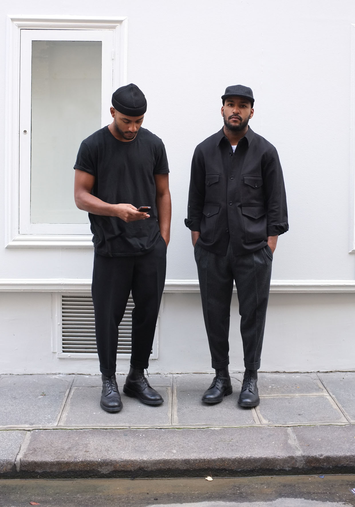 Style Icon Les Freres Joachim - The French twins (10)