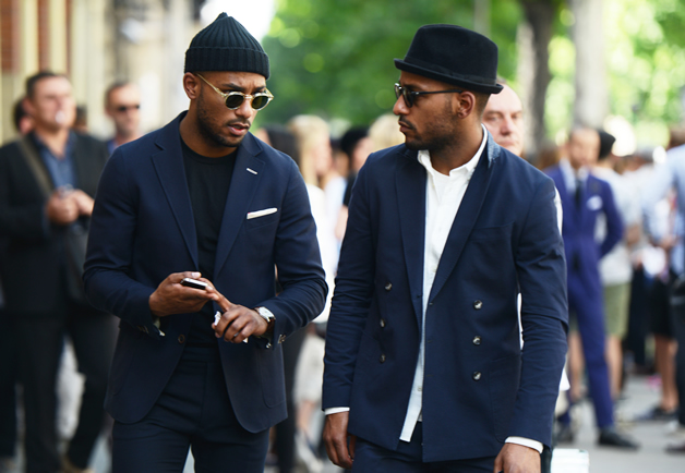 Style Icon Les Freres Joachim The French Twins The