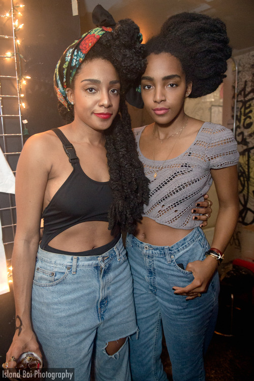 Style Icon Tk Wonder And Cipriana Quann