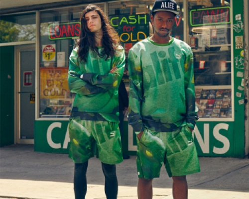 ALIFE x PUMA 2015 Spring/Summer Collection