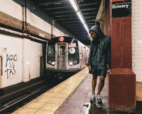 Vashtie x PUMA Spring/Summer 2015 Lookbook