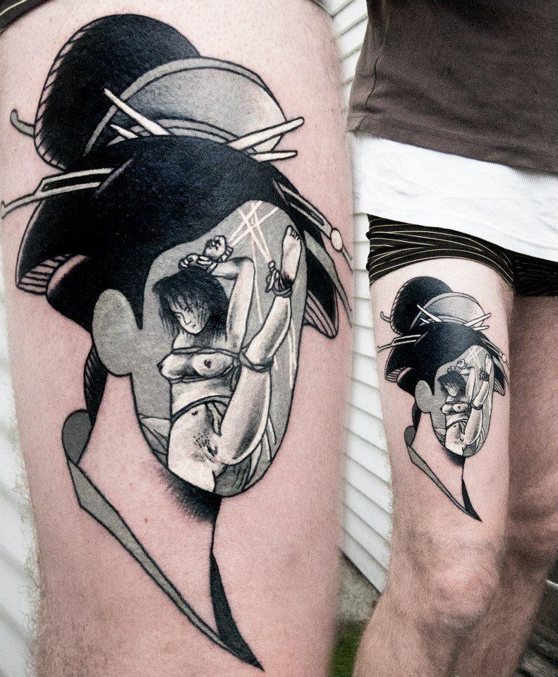 Aleksy Marcinów, tattoo artist (20)