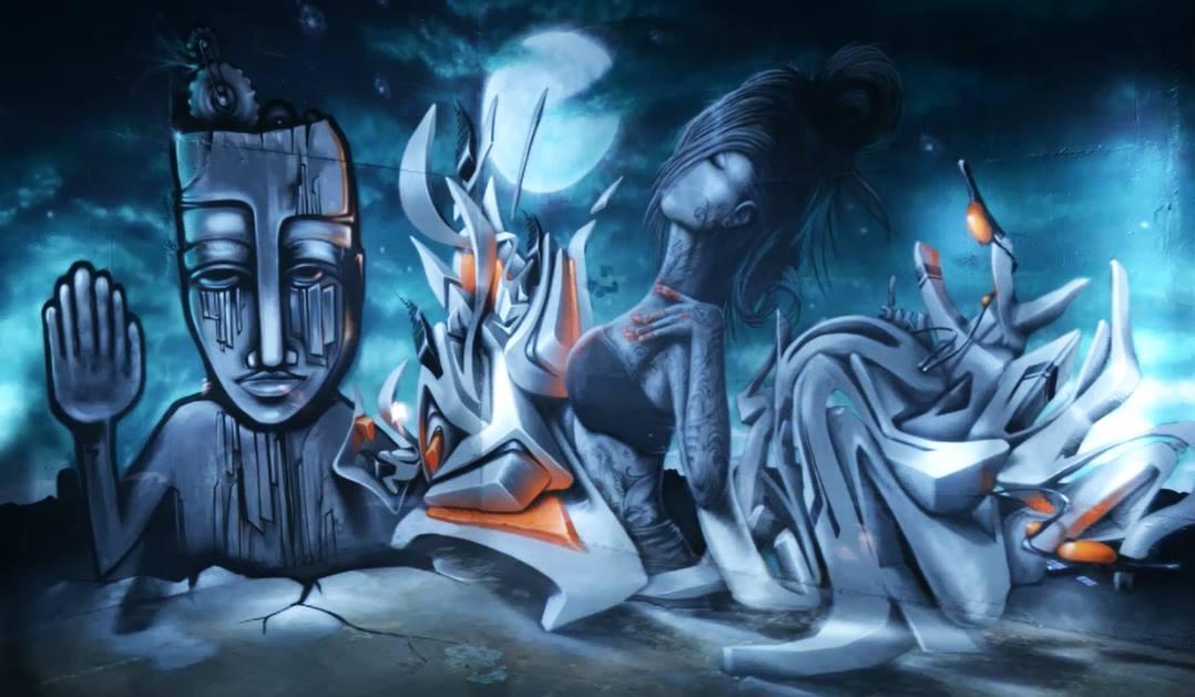 Cartoonish Street Art by Jeaze Oner (4)