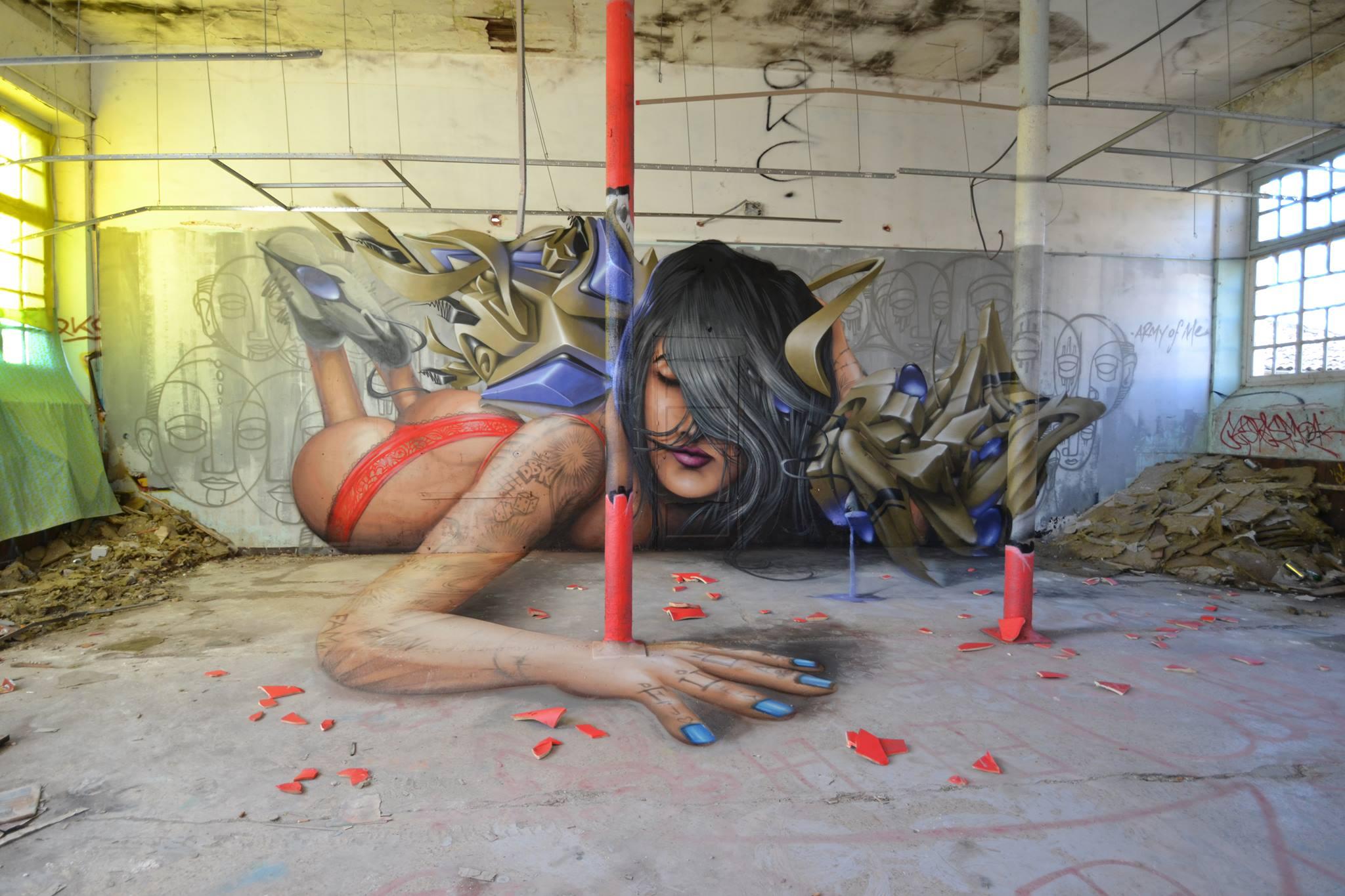 Cartoonish Street Art by Jeaze Oner (5)